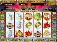 Play Aladdins Wishes Slots now!