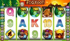Play Big Foot Slots now!