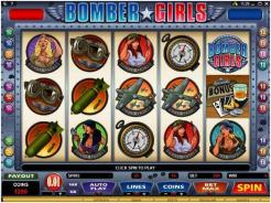 Play Bomber Girls Slots now!