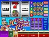 Play Captain Cash Slots today!