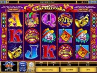 Play Carnaval Slots now!