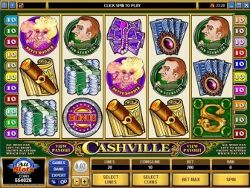 Play Cashville Slots now!