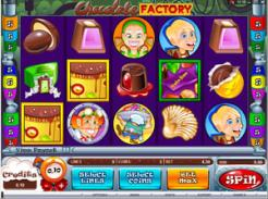 Play Chocolate Factory Slots now!