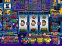 Play Cops and Robbers Slots now!