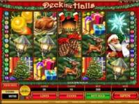 Play Deck the Halls Slots now!