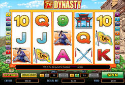 Play Dynasty Slots now!