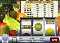 Play Fantastic Fruit Slots now!