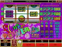 Play Flower Power Slots now!