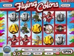 Play Flying Colors Slots now!