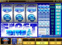 Play Frost Bite Slots now!