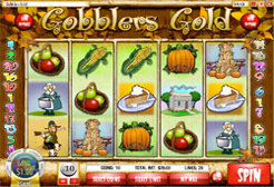 Play Gobblers Gold Slots now!