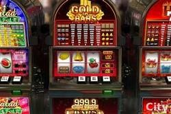Play Gold in Bars Slots now!