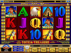 Golden Goose Totem Treasures Slots