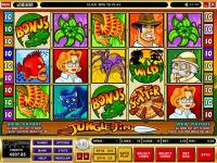 Play Jungle Jim Slots now!