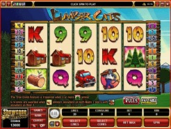 Play Lumber Cats Slots now!