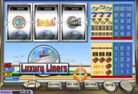 Play Luxury Liners Slots now!