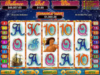 Play Mermaid Queen Slots now!
