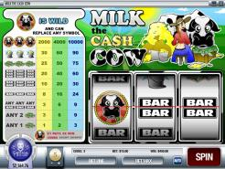 Play Milk the Cash Cow Slot now!