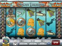 Play Ocean Treasure Slots now!