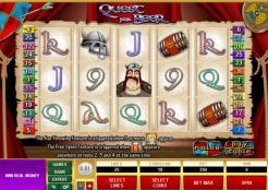Play Quest for Beer Slots now!