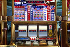 Red, White and Win Slots
