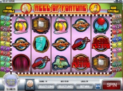 Play Reel of Fortune Slots now!