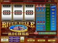 Play River Belle Riches Slots now!