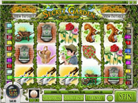 Play Secret Garden Slots now!