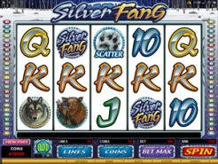Play Silver Fang Slots now!