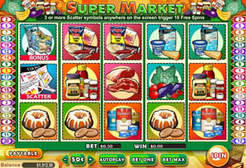 Play Super Market Slots now!