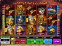 Play Great Galaxy Grab Slot now!