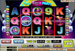 Play Vegas Party Slots now!