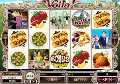Play Voila Slots now!