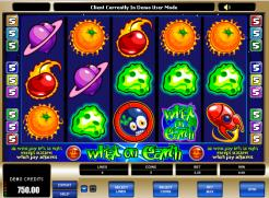 Play What on Earth Slots now!