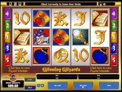 Winning Wizards Slots