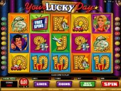 Play Your Lucky Day Slots now!