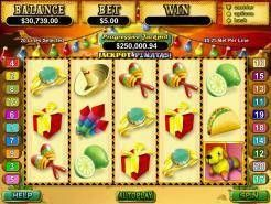 Play Jackpot Pinatas Slots now!