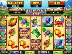 Play Fruit Bowl Slots now!