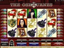 The Osbournes Slots