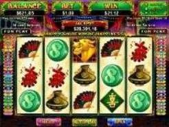 Play Happy Golden Ox of Happiness Slots now!