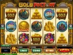 Gold Factory Slots