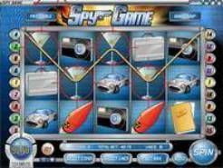 Play now Spy Game Slots!