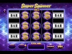 Super Spinner Bar X Slots
