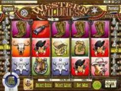 Play now Western Wilderness Slots!