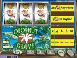 Coconut Grove Slots